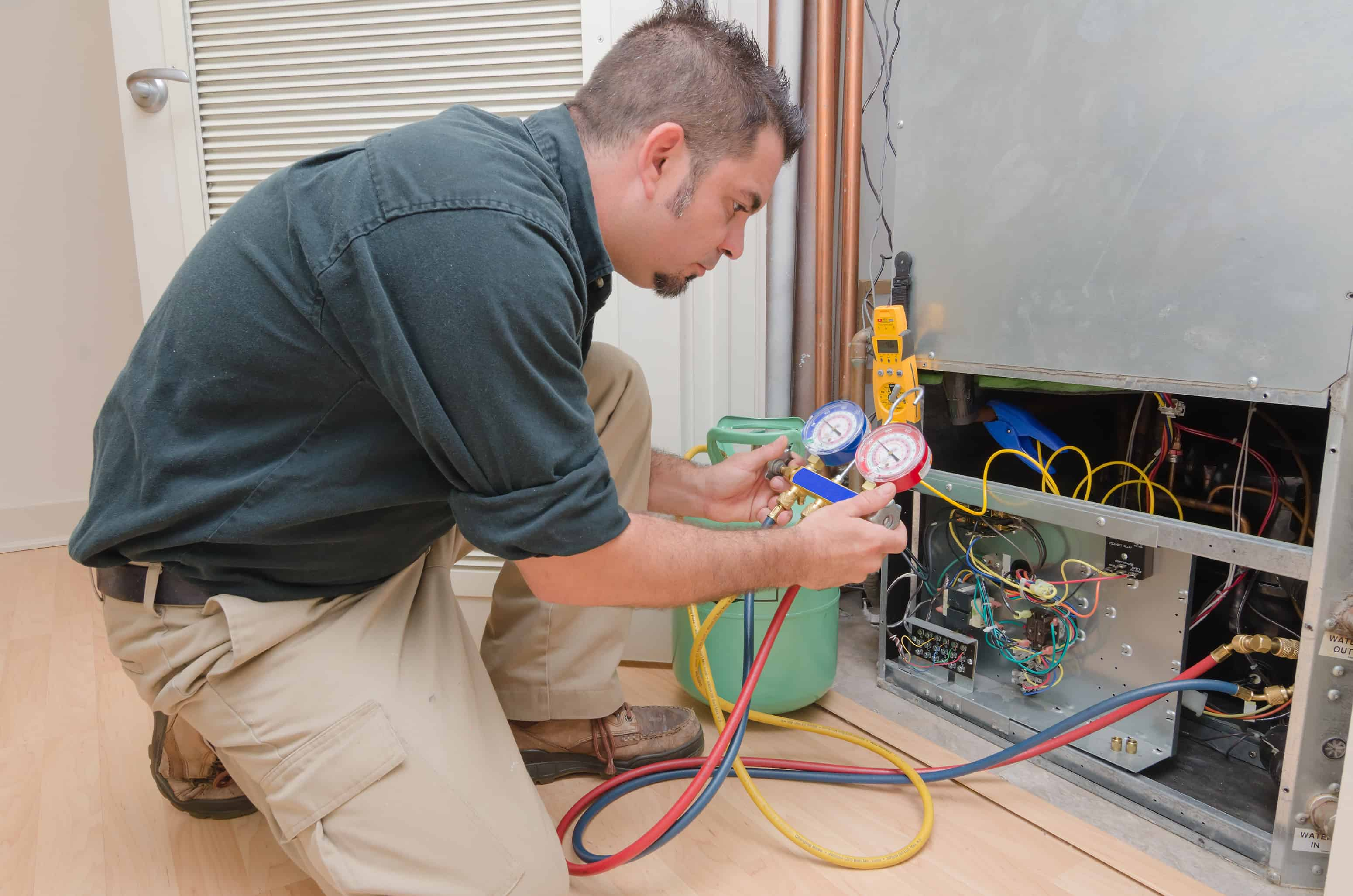 10 Common Furnace Problems | MillTown Plumbing, Heating, Air
