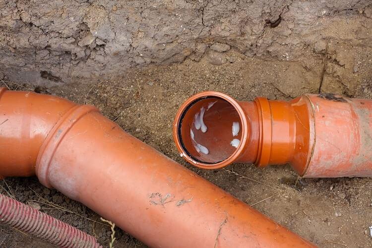 sewer repair in tewksbury, ma