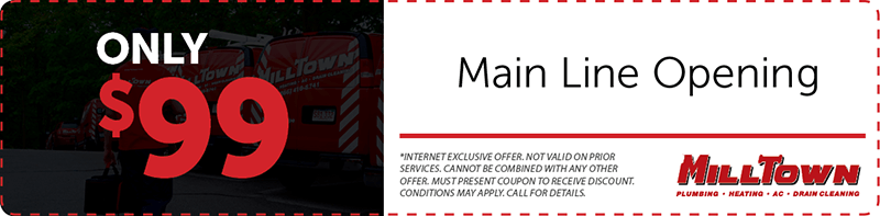 coupons - main line service