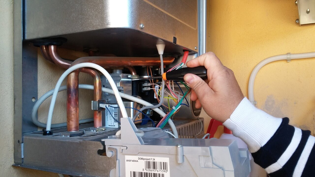 boiler maintenance in Massachusetts by MillTown